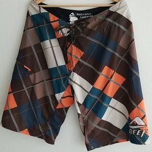 Reefs board shorts